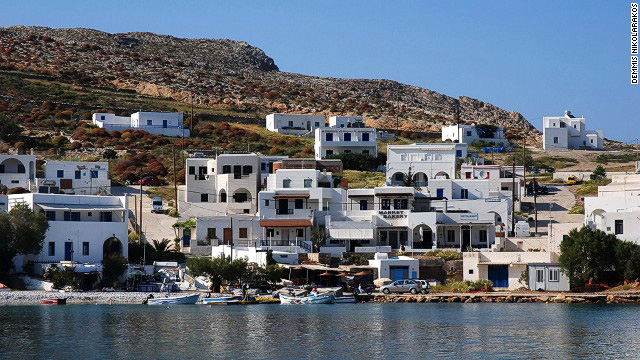Folegandros Cyclades Greece