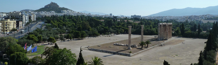 Tour in Ancient Athens