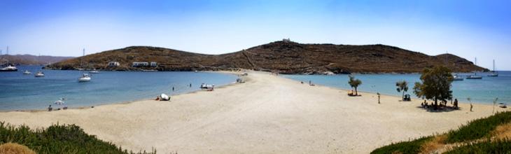 Kythnos island sights tourist guide of Kythnos Cyclades Kithnos