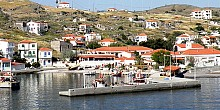 Accommodation in Agios Efstratios island