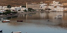 Accommodation in Kythnos island