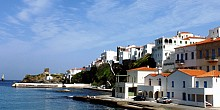 Andros. Naval tradition and nobility...