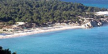 Beaches in Sithonia