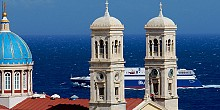 Easter in lordly Syros