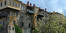 Iberians Monastery of Mount Athos (Agion Oros)