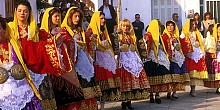 Traditional events in Trikeri, Pelion