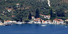 Trikeri of Pelion, the famous seaside village