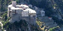 Monastery of Dionysius of Mount Athos (Agion Oros)