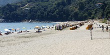Papa Nero Beach of Pelion