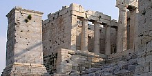 The Propylaia of Acropolis in Athens