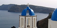 Sights in Santorini island