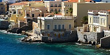 Syros .. The capital of Cyclades islands