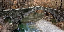 Stone arch bridges in Ioannina