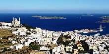 Syros island has all the charms in Cyclades
