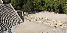 The Theater of Epidaurus
