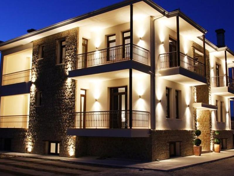 Villa del lago boutique hotel apartments rooms for Hotel villa del lago